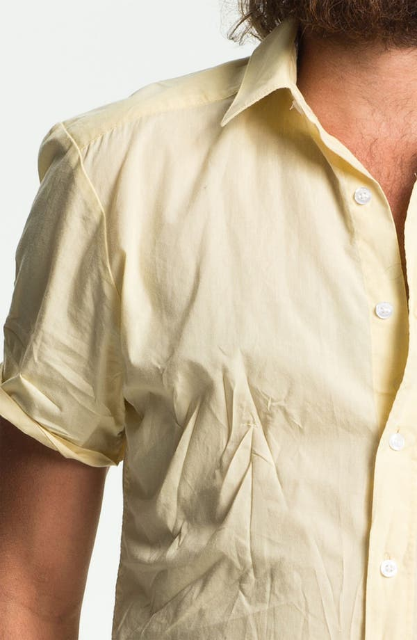 Alternate Image 3  - Volcom 'Why Factor' Woven Shirt