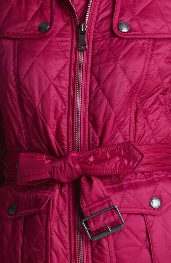 Alternate Image 3  - Burberry Brit 'Toppling' Quilted Jacket