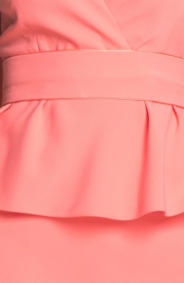 Alternate Image 3  - ERIN erin fetherston Crepe Peplum Dress