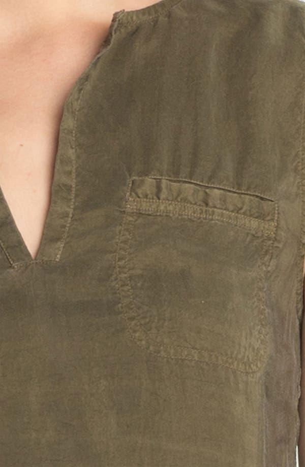 Alternate Image 3  - Theory 'Wandu' Silk Shift Dress