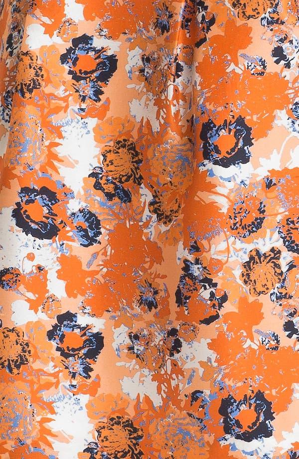 Alternate Image 3  - BOSS Black 'Denirali' Silk Dress (Online Only)
