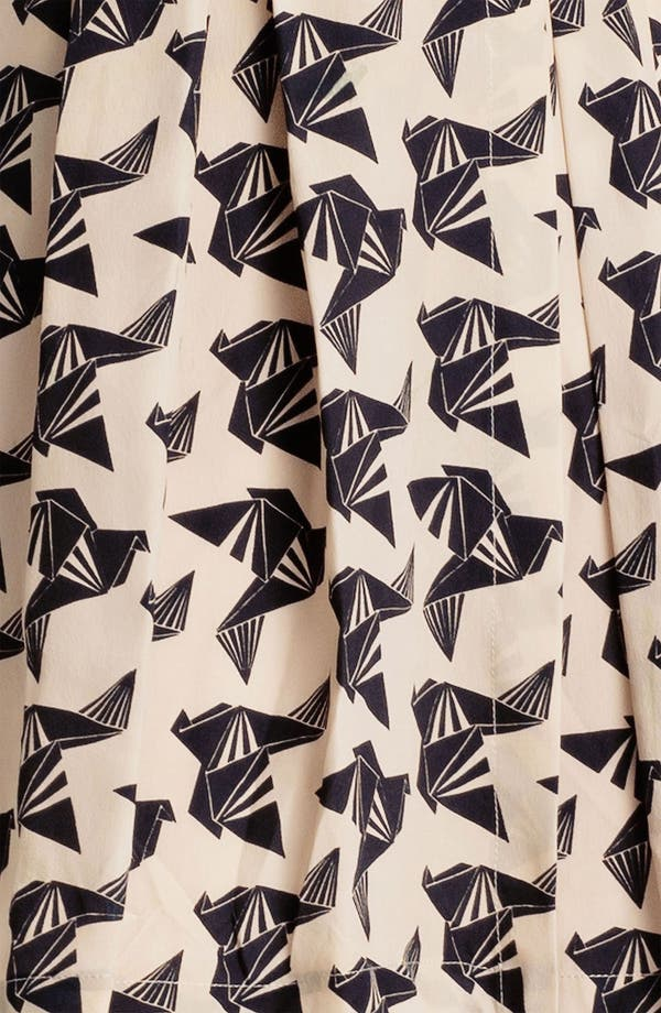 Alternate Image 3  - Eliza J Print Fit & Flare Dress