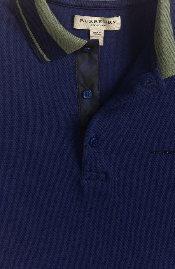 Alternate Image 3  - Burberry London 'Adler' Polo