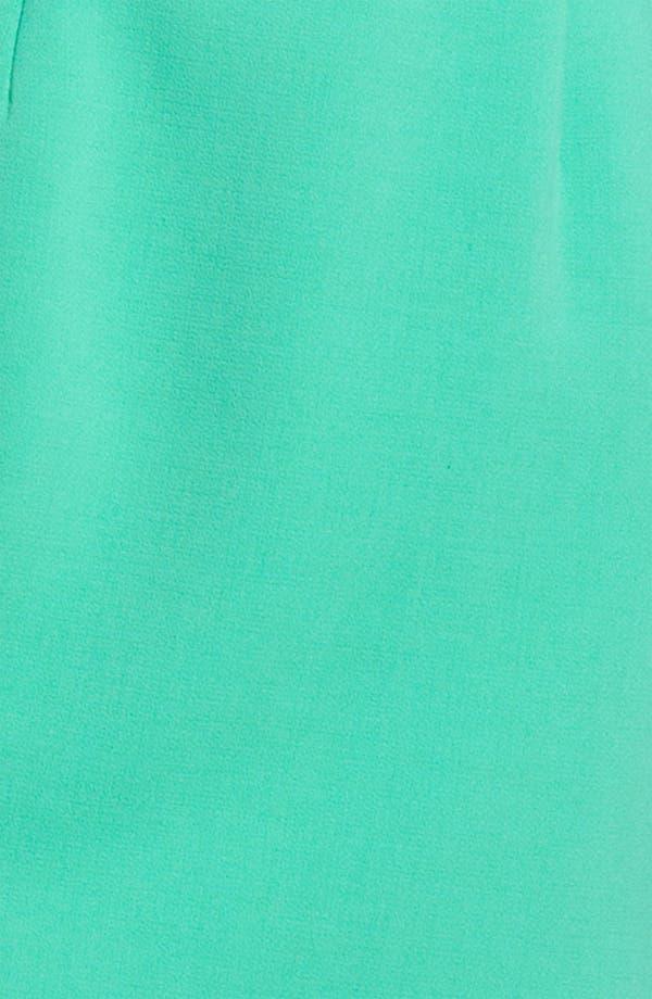 Alternate Image 3  - Eliza J Blouson Sleeve Belted A-Line Dress