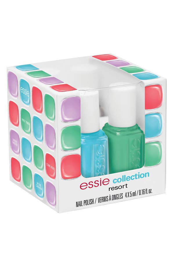 Alternate Image 1 Selected - essie® 2013 Resort Collection Mini Set