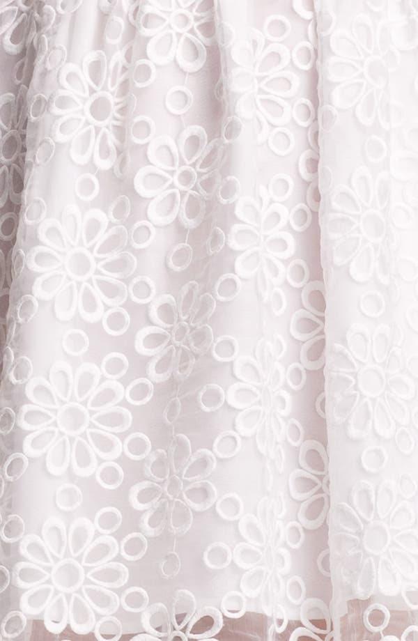 Alternate Image 3  - BB Dakota 'Huela' Organza Fit & Flare Dress