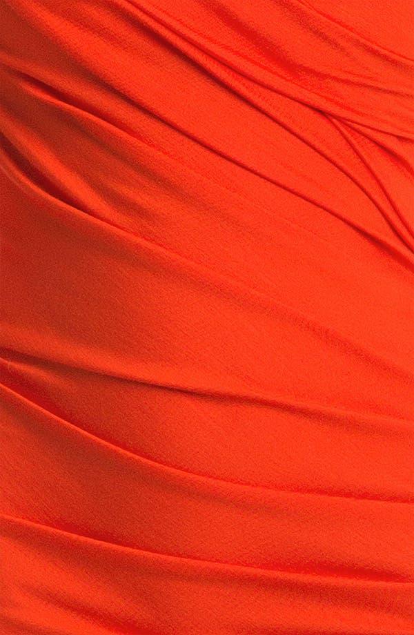 Alternate Image 3  - Diane von Furstenberg 'Bentley' Ruched Minidress