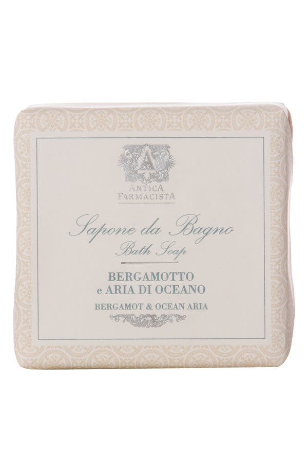 Alternate Image 1 Selected - Antica Farmacista 'Bergamot & Ocean Aria' Bar Soap
