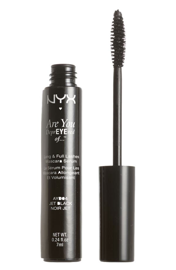 Alternate Image 1 Selected - NYX Mascara