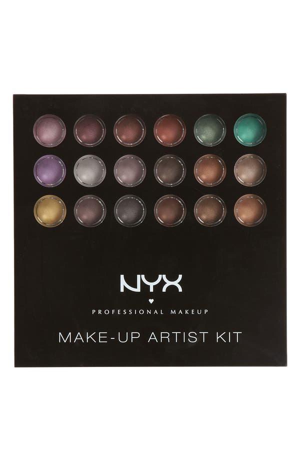 Alternate Image 2  - NYX Makeup Artist Kit