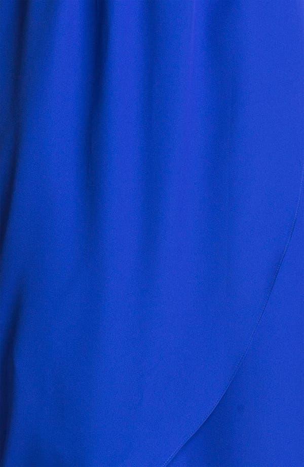 Alternate Image 3  - Presley Skye Lace Up High/Low Maxi Dress
