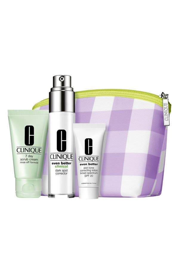 Alternate Image 1 Selected - Clinique 'Even Better' Skincare Set
