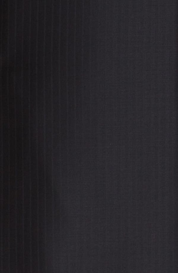 Alternate Image 6  - Hart Schaffner Marx Stripe Wool Suit (Big)