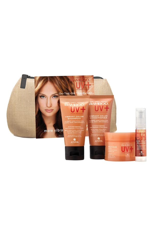 Main Image - ALTERNA® 'Bamboo Color Hold+' On-the-Go Kit