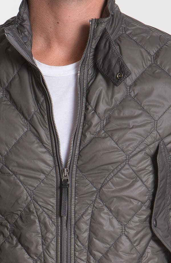 Alternate Image 3  - Burberry Brit Quilted Jacket