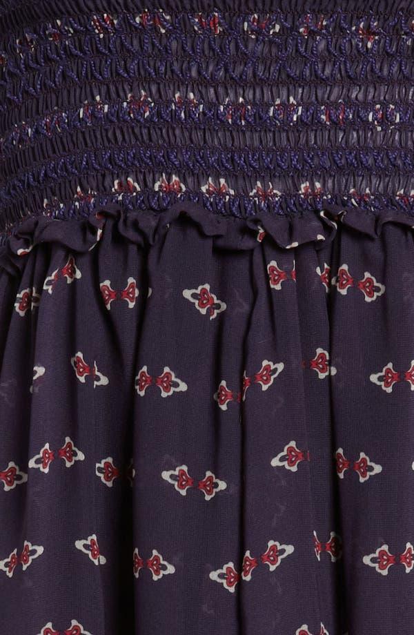 Alternate Image 3  - WAYF Smocked Dress