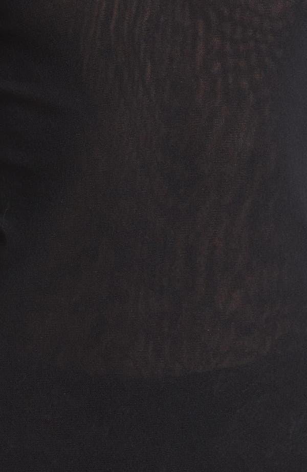 Alternate Image 3  - Jean Paul Gaultier Fuzzi Tulle Turtleneck