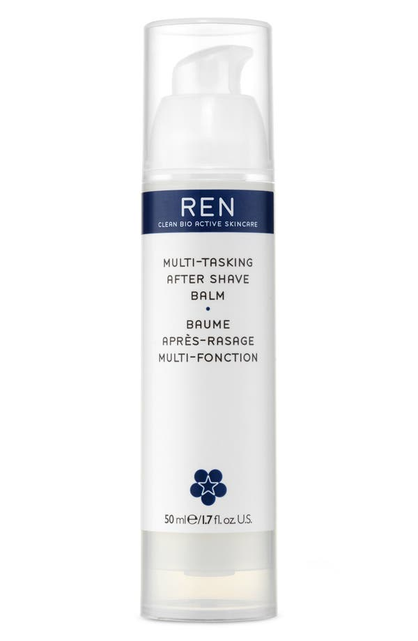 SPACE.NK.apothecary REN Multi-Tasking After Shave Balm,                         Main,                         color, No Color