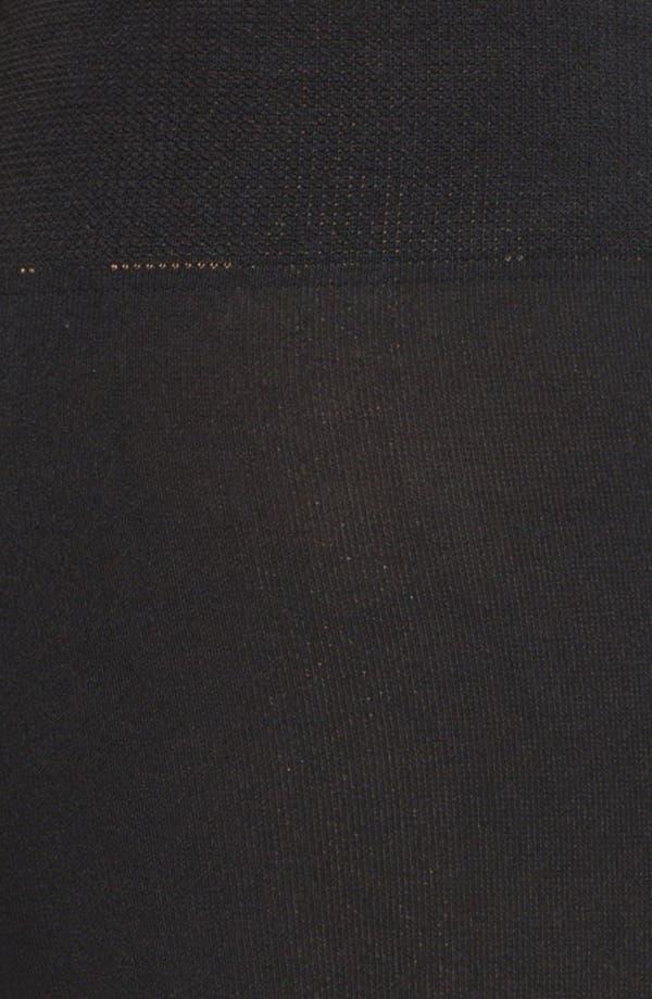 Alternate Image 2  - DKNY Opaque Microfiber Knee Highs