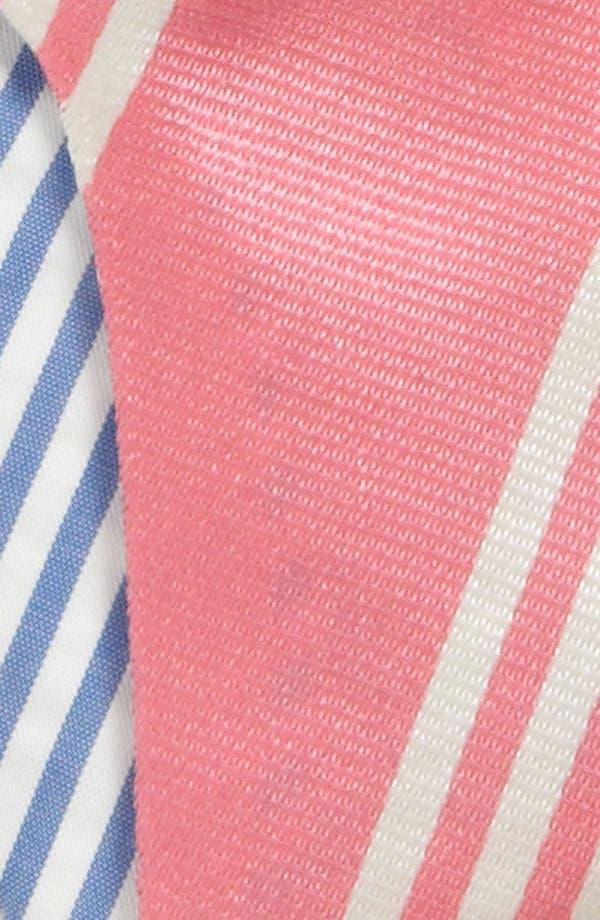 Alternate Image 4  - Brooks Brothers Reversible Bow Tie