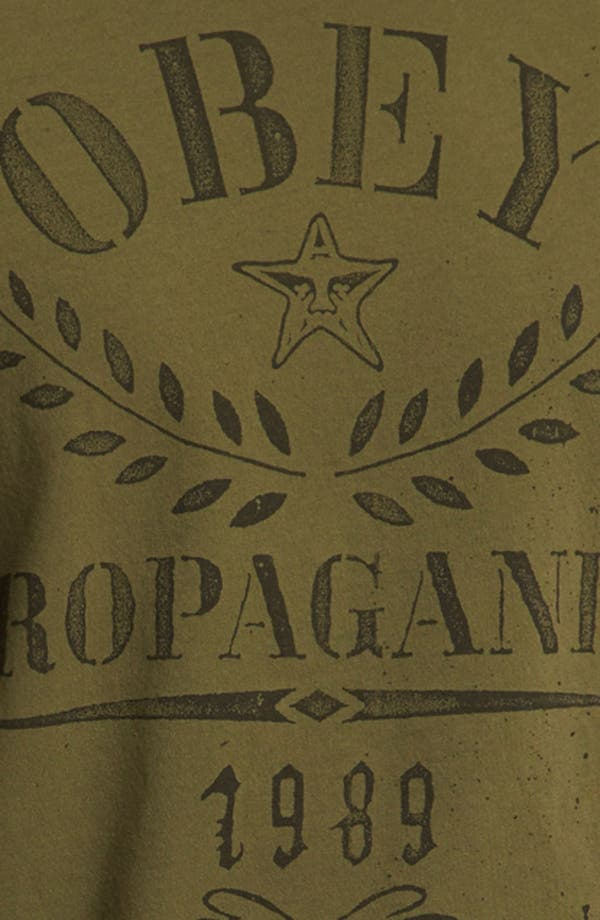 Alternate Image 3  - Obey 'Propaganda Flower Sack' T-Shirt