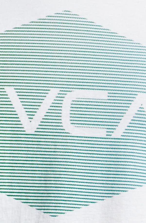 Alternate Image 3  - RVCA 'Halftone Hex' T-Shirt