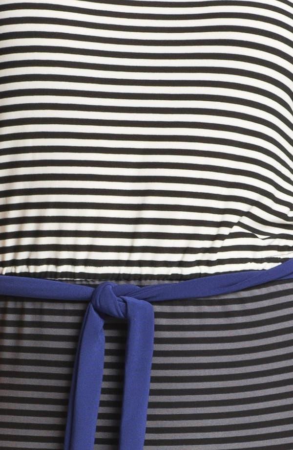 Alternate Image 3  - KAMALIKULTURE Stripe Racerback Tank Dress