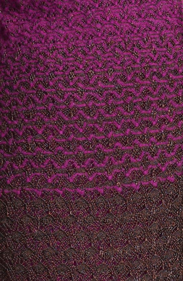 Alternate Image 2  - Missoni Dégradé Knit Cardigan