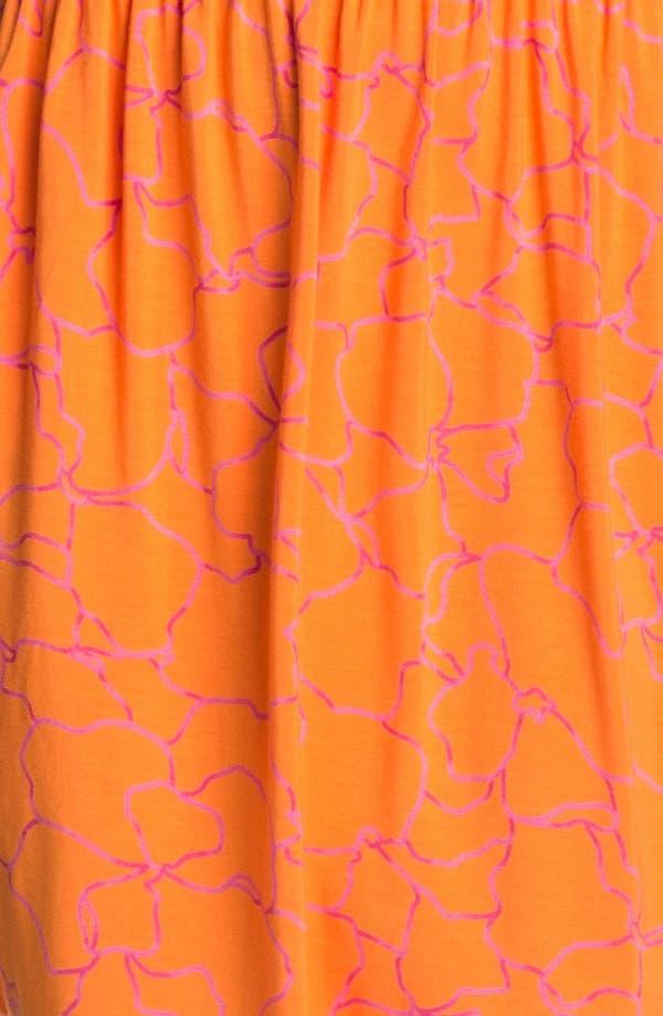 Alternate Image 3  - Caslon® Crisscross Back Halter Dress