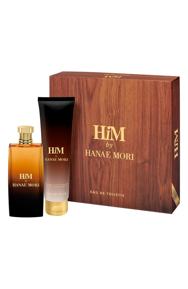 Alternate Image 1 Selected - HiM by Hanae Mori Fragrance Gift Set ($106 Value)