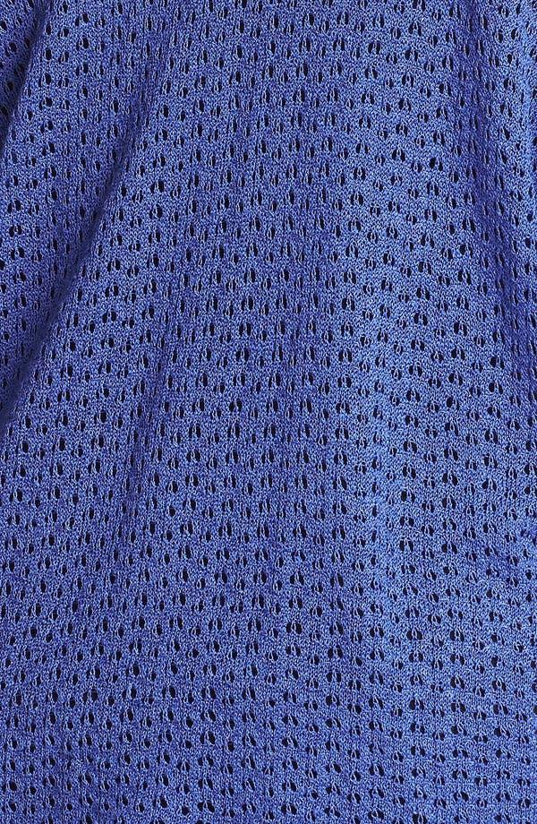 Alternate Image 3  - Nic + Zoe Dolman Sleeve Pointelle Cardigan (Plus Size)