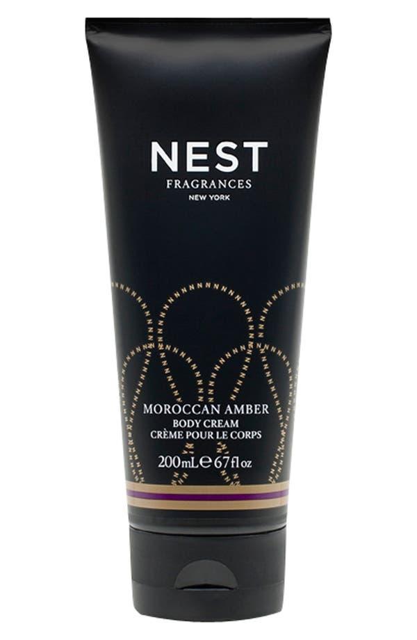 Main Image - NEST Fragrances 'Moroccan Amber' Body Cream