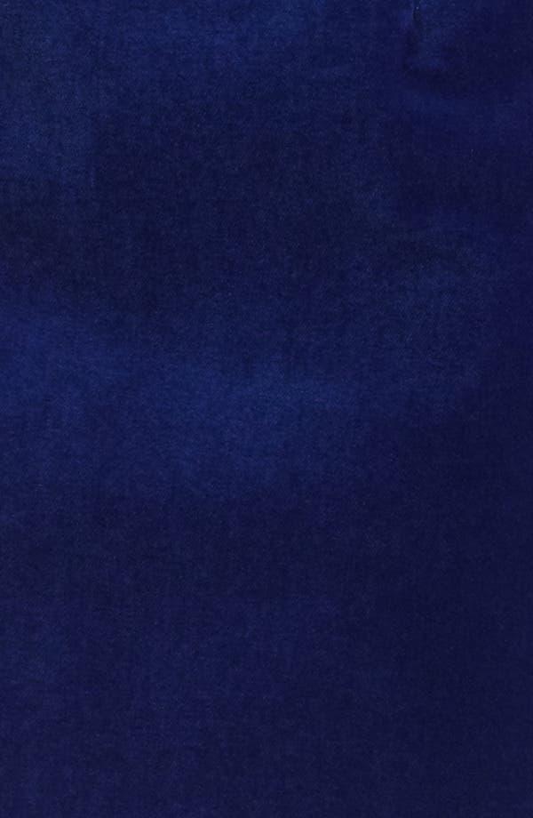 Alternate Image 3  - Christopher Kane Velvet Pencil Skirt