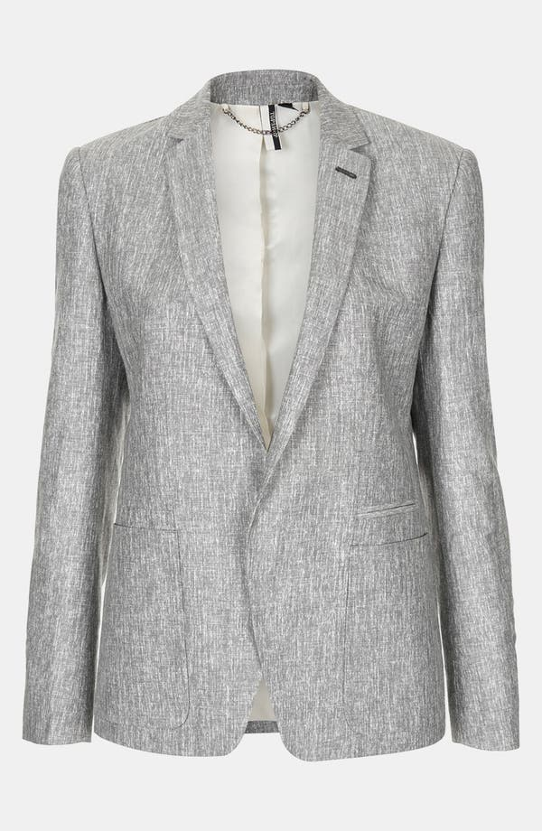 Alternate Image 3  - Topshop 'Preppy Fleck' Blazer