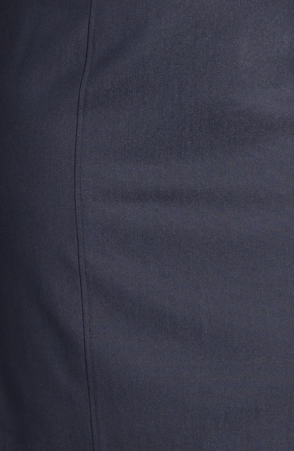 Alternate Image 3  - Sejour Seamed Suit Skirt (Plus Size)