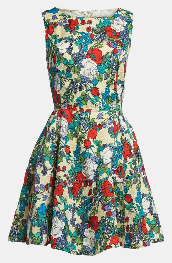Alternate Image 1 Selected - I.Madeline Floral Print Dress