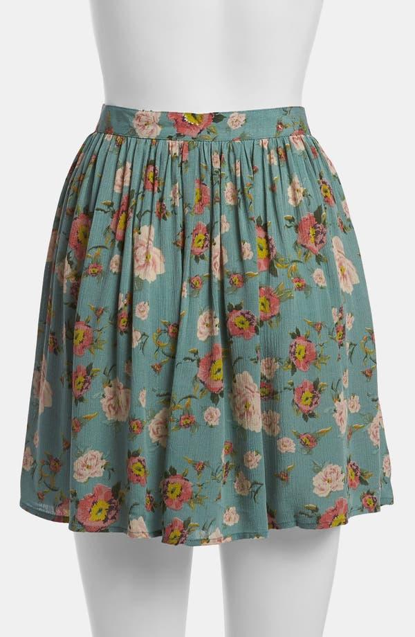 Alternate Image 3  - MINKPINK 'Notebook' Skater Skirt