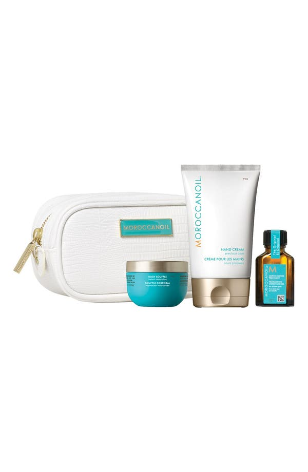 Alternate Image 1 Selected - MOROCCANOIL® 'Moisturize' Travel Luxuries Set