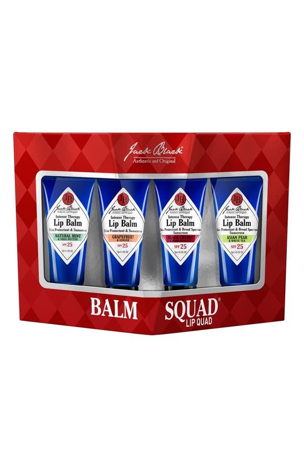 Alternate Image 2  - Jack Black 'Balm Squad' Intense Therapy Lip Balm SPF 25 Set