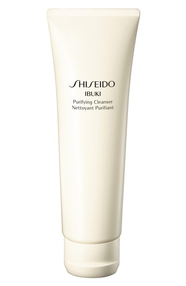 Alternate Image 1 Selected - Shiseido 'Ibuki' Purifying Cleanser