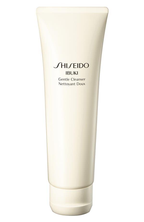 Main Image - Shiseido 'Ibuki' Gentle Cleanser