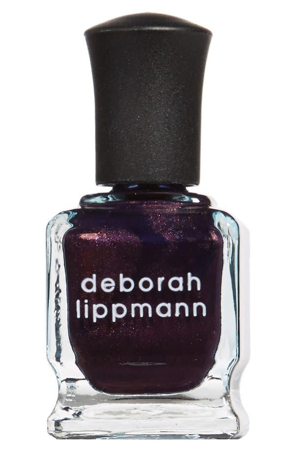 Alternate Image 1 Selected - Deborah Lippmann 'Silks' Nail Color