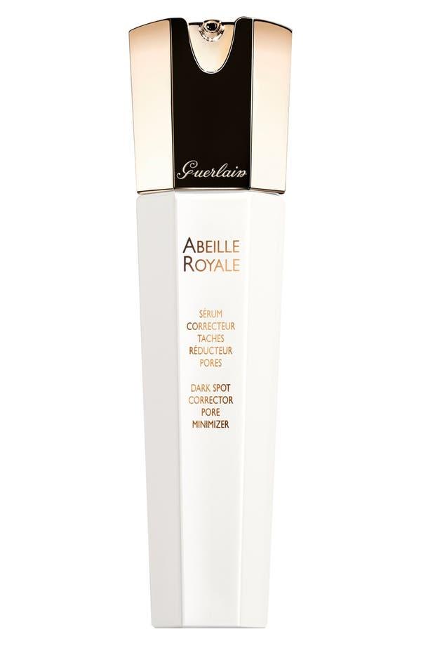 Alternate Image 1 Selected - Guerlain 'Abeille Royal' Dark Spot Corrector Pore Minimizer Serum