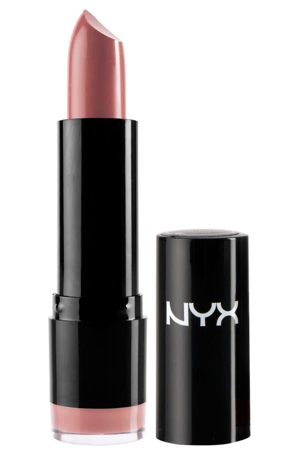Alternate Image 1 Selected - NYX 'Extra Creamy' Round Lipstick