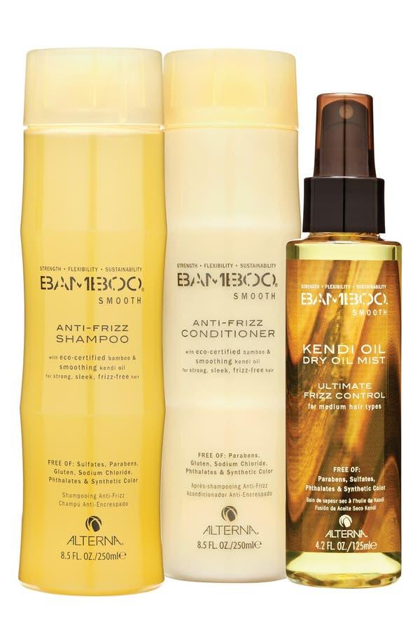 Main Image - ALTERNA® 'Bamboo Blowout - Be Sleek' Kit (Limited Edition)