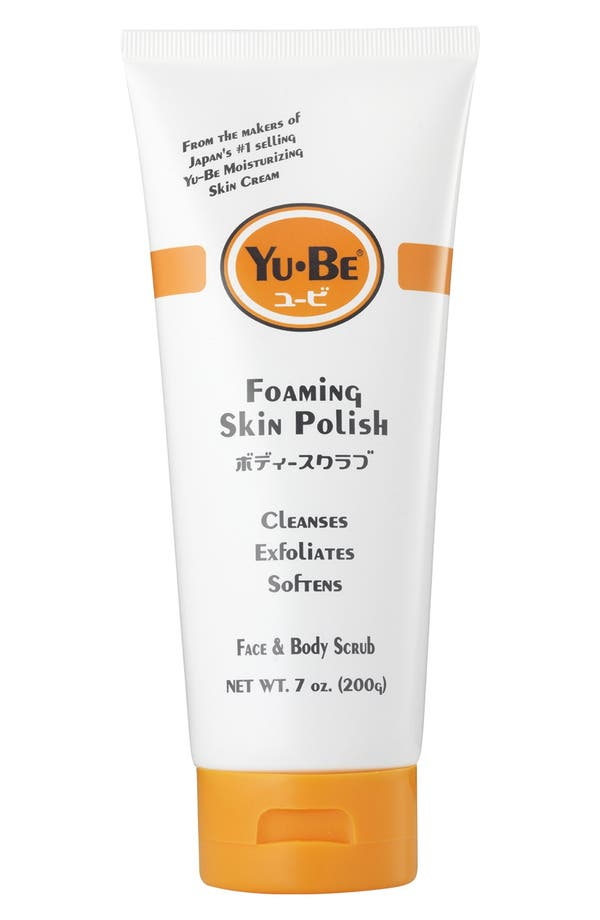 Main Image - Yu-Be® Foaming Skin Polish