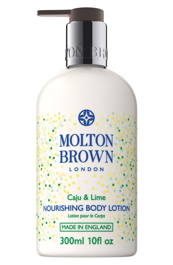 Alternate Image 1 Selected - MOLTON BROWN London 'Caju & Lime' Body Lotion (Limited Edition)