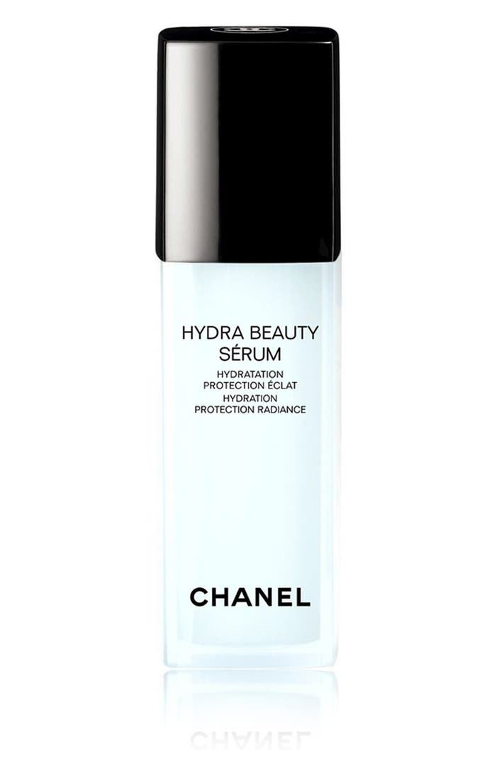 CHANEL HYDRA BEAUTY SÉRUM Hydration Protection Radiance ...