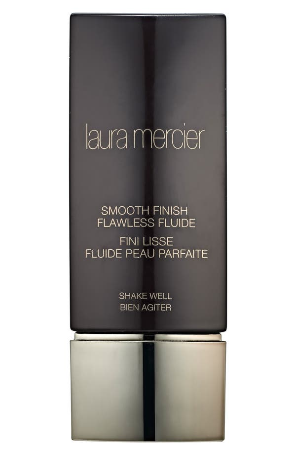 Main Image - Laura Mercier Smooth Finish Flawless Fluide Foundation