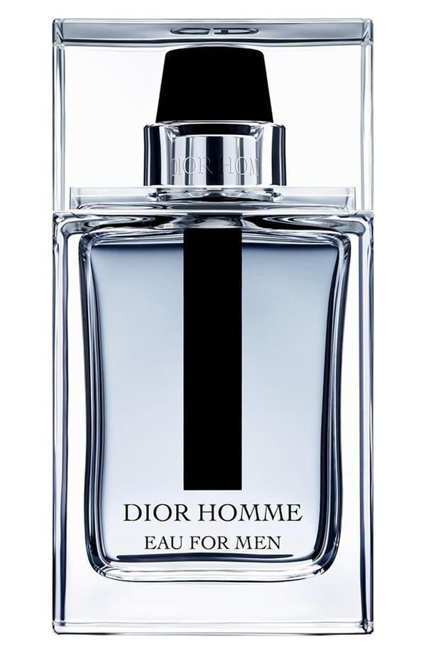 Main Image - Dior Homme Eau for Men Eau de Toilette